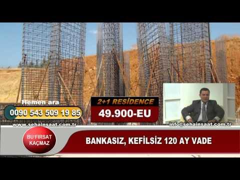 Eylül Metin Seçkin Şahin Seha İnşaat Reklam Filmi