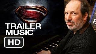 Man of Steel Trailer #3 Music  (2013) - Hans Zimmer Score HD