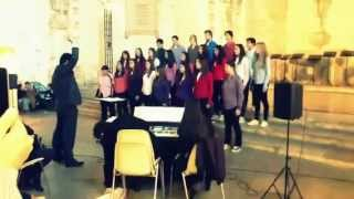"""VoxLaci Youth Choir """"Just the way you are""""(Bruno Mars)"""