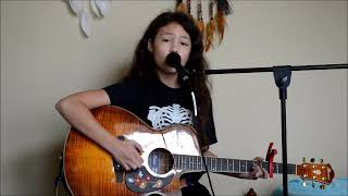 The Sweeplings 'Carry Me Home' Acoustic Cover By 12 Year Old Nevaeh