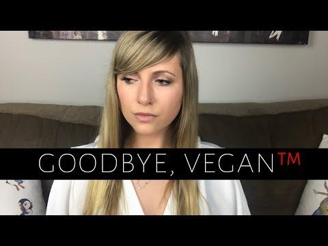 Why I'm No Longer Vegan™