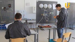 15 студентов машиностроительных колледжей разных городов съехались в Нефтекамск