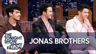 Jonas Brothers on Reuniting, Marriages and Drinking as Therapy (Extended Interview)