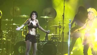 Alejandra Guzman y Moderatto-Hey Guera@Chicago Aragon Ballroom 2011