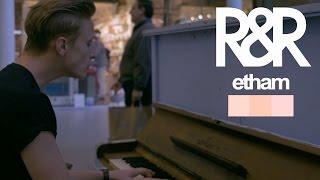 Etham - Cold Love, Live @ St Pancras Station (R&R)