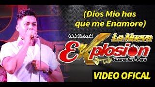 """La Nueva Explocion /Dios mio has que me enamore/(en vivo)""""STUDIO M&L© ✓ 2017"""
