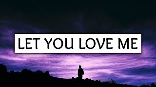 Rita Ora ‒ Let You Love Me (Lyrics)