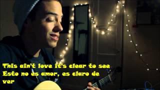 Leroy - Stay with me traducida lyrics (Sam Smith cover)