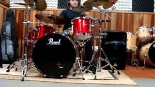 Ressaca-Henrique & Diego Drum cover