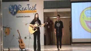 """MUSICOTERAPIA - """"VIVER COM EMOÇÃO"""" Celelê e Yolanda Cattony - REATECH SP"""