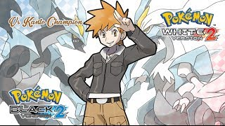 Pokémon B2/W2 - Battle! Kanto Champion Music HD