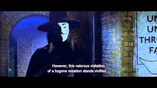 V's Intro Dialogue