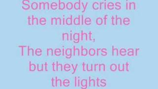 Concrete Angel Lyrics