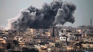 EE.UU. bombardeó Siria con docenas de misiles Tomahawk