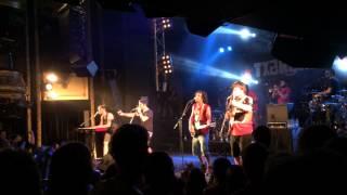 Txarango - La vuelta al mundo (16/04/15, Sala Joy Eslava)