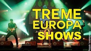 Gang do Eletro na Europa - shows