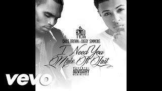 Chris Brown x Diggy Simmons - I Need You (Make It Last) DJ TYLAR MASHUP