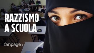 Prof razzista attacca studentessa musulmana. La reazioni dei compagni [ESPERIMENTO SOCIALE]