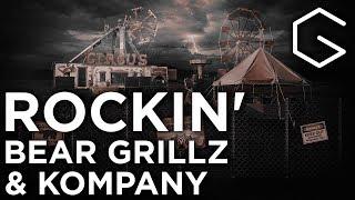 [Dubstep/Carnival/Trap] - Bear Grillz & Kompany - Rockin' [Bear Grillz Release]