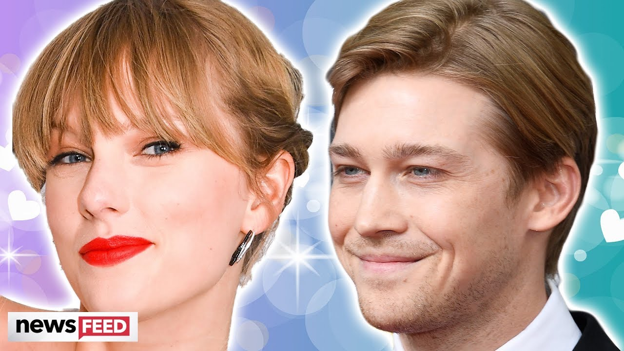 Taylor Swift Publicly kisses Joe Alwyn!""
