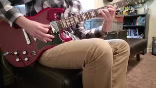 I Prevail - RISE (Guitar Cover)