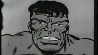 Hulk (Trecho com 1ª dublagem)