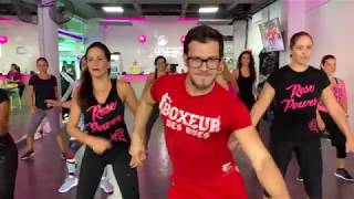 Problema Seu - Pabllo Vittar by Cesar James Zumba Cardio Extremo Cancun