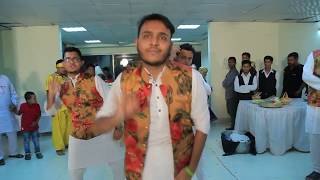 mere brother ki dulhan + tune mare entriya bride entry song 2018 (best holud dance entry )