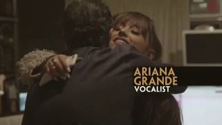 Ariana grande ft. John legend tale as old as time behind the scenes