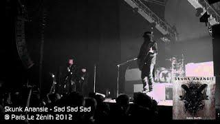 Skunk Anansie - Sad Sad Sad @ Zénith 2012