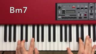 "Jax Jones - ""You Don't Know Me"" feat Raye Piano Tutorial - How to play"
