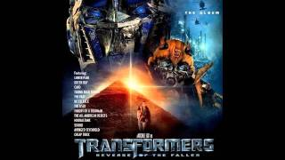 07. The Used - Burning Down The House (Transformers: Revenge of the Fallen — Soundtrack)