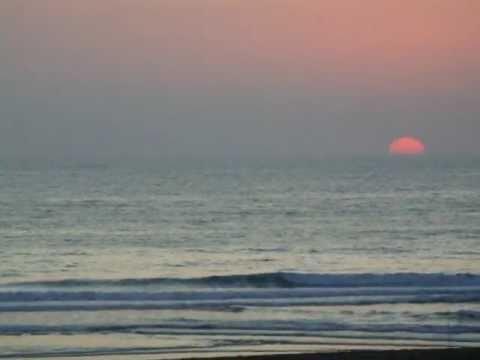 Kenitra sunset, Morocco