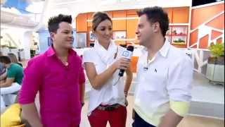 hoje em dia bastidores dani duff João Neto e Frederico falam sobre relação com fãs nas redes sociais