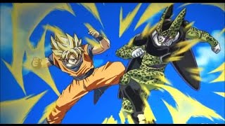 Goku vs Cell Theatrical Version
