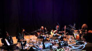 "Shlomo Oz & Nagwa Ensemble LIVE 2013 ""Alma"""