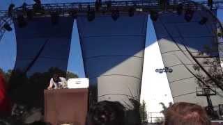 iLOVEMAKONNEN - Tuesday ft Drake (Ryan Hemsworth Remix) Live FYF 2014