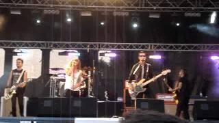 União das Tribos - Canção do engate (cover de António Variações) Rock no Sado 2014