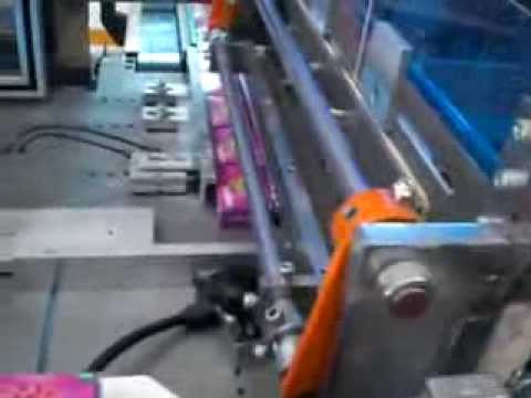 Molasses Box Overwrapping Machine - Nargile Tütün Kutu Ambalaj Paketleme - Ünlü Makina Ltd