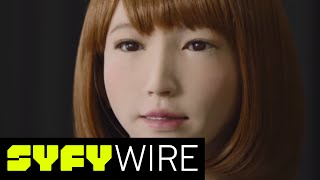 Exclusive: NatGeo's Year Million - The Most Sophisticated Android of Today | SYFY WIRE