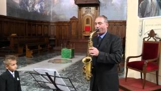 Gounod C. - Ave Maria (Alto Saxophone by Ferraina Vincenzo)