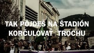 Horkýže Slíže - Keď budeš na compe [oficiálne lyrics video]