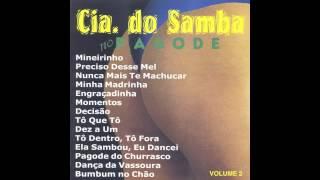 Cia. do Samba - Bumbum No Chão