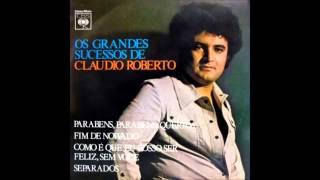 Cláudio Roberto  - Parabéns,Parabéns Querida 1974