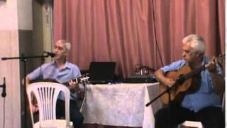 """Copete Balaguer """"Serenata de luna y plata"""" canción de Castillo y Fontana"""