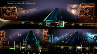 The Violence - Rise Against - Rocksmith Remastered CDLC - Splitscreen All Parts + TAB