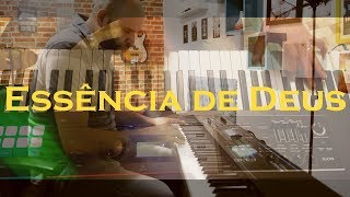 Instrumental || Piano || Essência de Deus || by Cicero Euclides