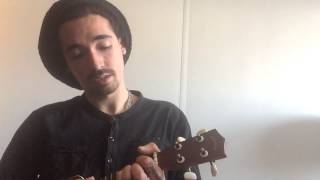Tutorial how to play Inner Circle - sweat (lalala long) on the Ukulele