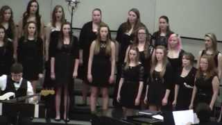 March Concert #4   Womens  Hold On Broeker