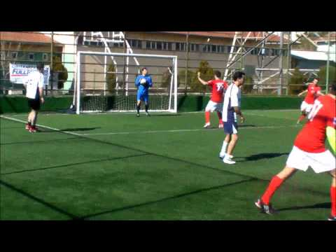 Otocup İzmir 2012 Akzonobel - Vosmer 1.Yarı.Organizasyon FULLSPORTS.